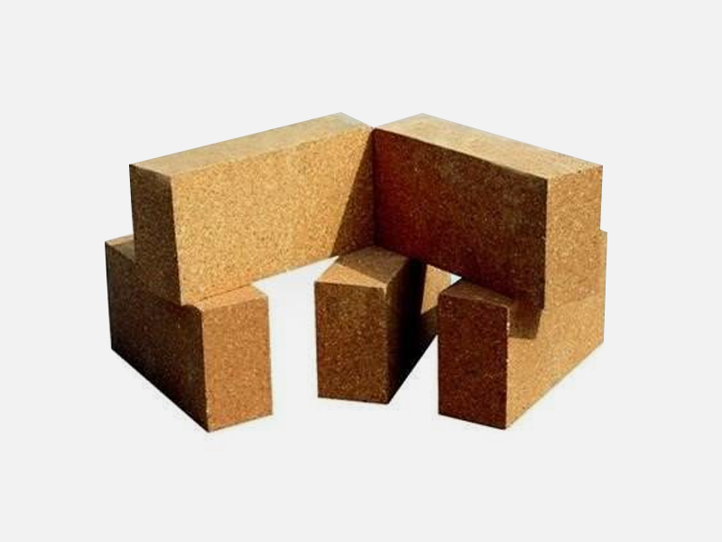 Magnesia brick fired at the steel outlet of electric furnace